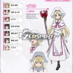 Isuca costume cosplay Isuca