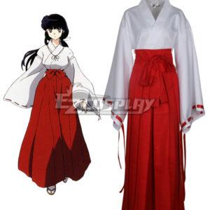 Costumes Fashion Ezcosplay Inuyasha Cosplay Costume Kikyo