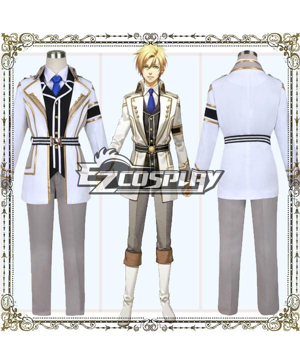 Costumi Moda Ezcosplay Kamigami senza Asobi Apollon Agana Baldr Hringhorni Uniform Cosplay