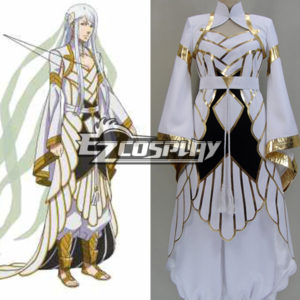 Costumes Fashion Ezcosplay Kamigami no Asobi: Ludere deorum Balder Hringhorni Nuovo Ver. Cosplay