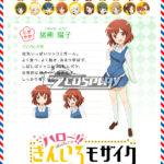Kin-iro Mosaico Yoko costume cosplay Inokuma