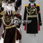 costume cosplay uniforme K Progetto Kushina Anna militare