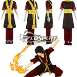 Avatar: The Last Airbender costume cosplay Zuko