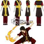 Avatar: The Last Airbender costume cosplay Zuko