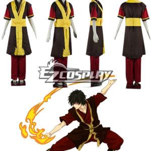 Costumi moda Ezcosplay Avatar: The Last Airbender costume cosplay Zuko