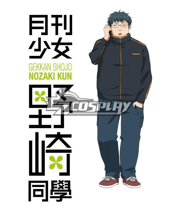 Costumi moda Ezcosplay Nozaki-kun Miyamae Ken Cosplay mensili ragazze