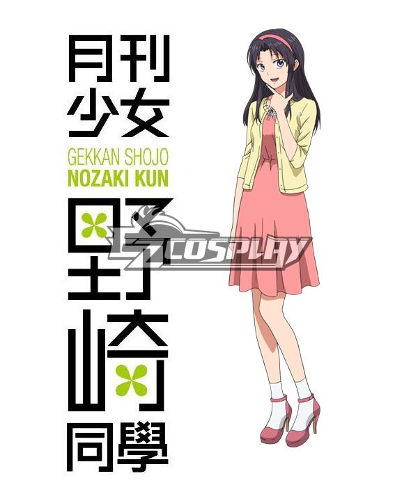 Costumi moda Ezcosplay Nozaki-kun Miyako Yukari Cosplay mensili ragazze