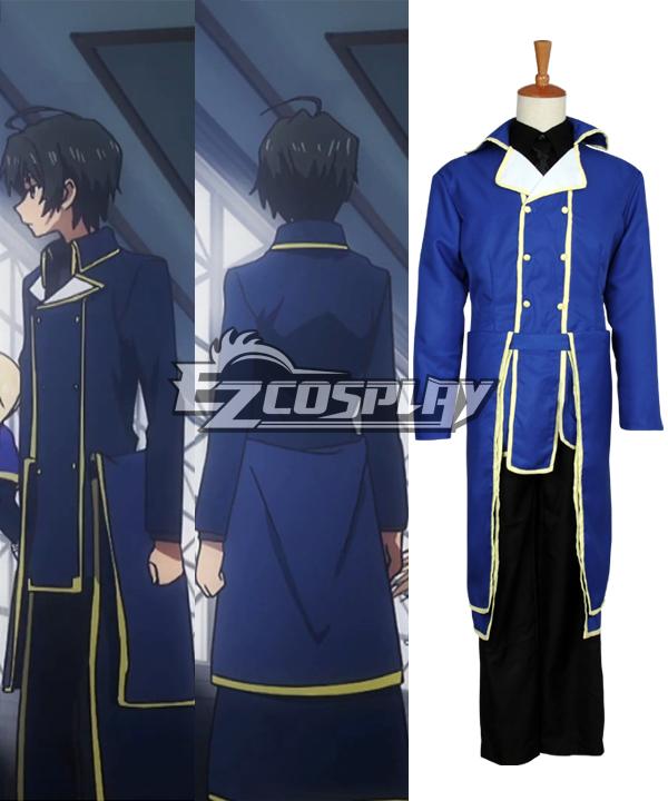 Costumi Fashion Ezcosplay Magico Warfare Takeshi costume cosplay Nanase