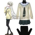 costume cosplay uniforme magico Warfare Momoka Mhijou Scuola