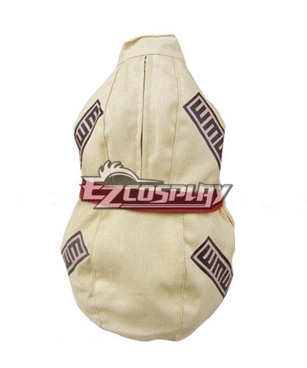 Costumi moda Ezcosplay Naruto Gaara Chunin Exam primo Cosplay Calabash Bag