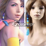 Final Fantasy X Yuna orecchini di Cosplay Accessori Prop