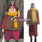 Naruto costume cosplay Akatsuchi
