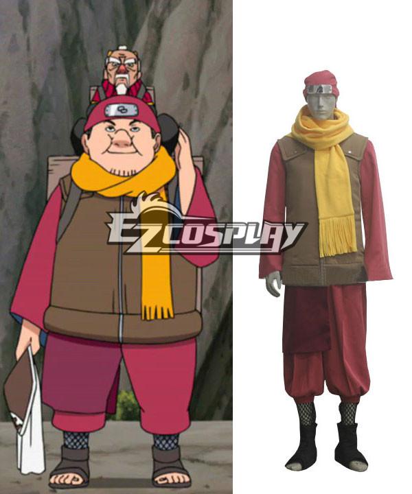 Costumi moda Ezcosplay Naruto costume cosplay Akatsuchi