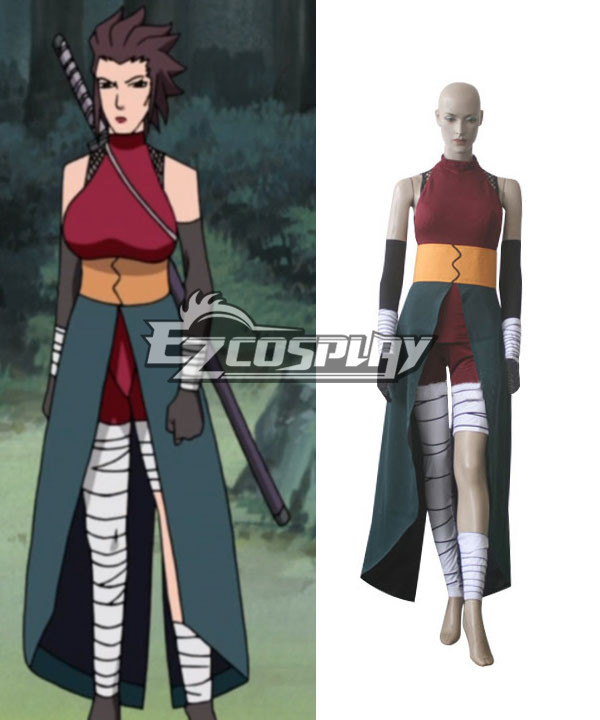 Costumi moda Ezcosplay Naruto costume cosplay Tokiwa