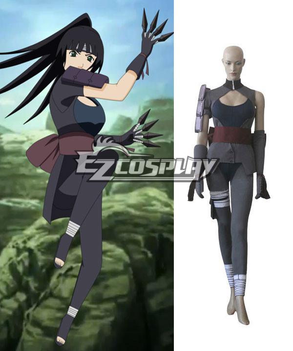 Costumi moda Ezcosplay Naruto costume cosplay Shizuka