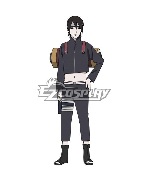 Costumi moda Ezcosplay Naruto Il film L'ultimo costume Sai Cosplay