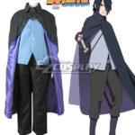 Boruto Naruto il costume cosplay film Sasuke Uchiha