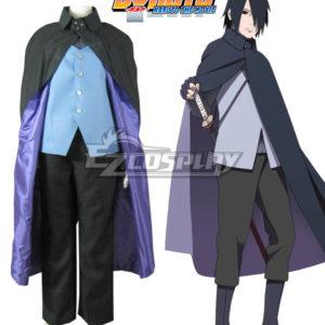 Costumi moda Ezcosplay Boruto Naruto il costume cosplay film Sasuke Uchiha