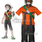 Pokemon mostro tascabile: ORAS costume cosplay Brendan