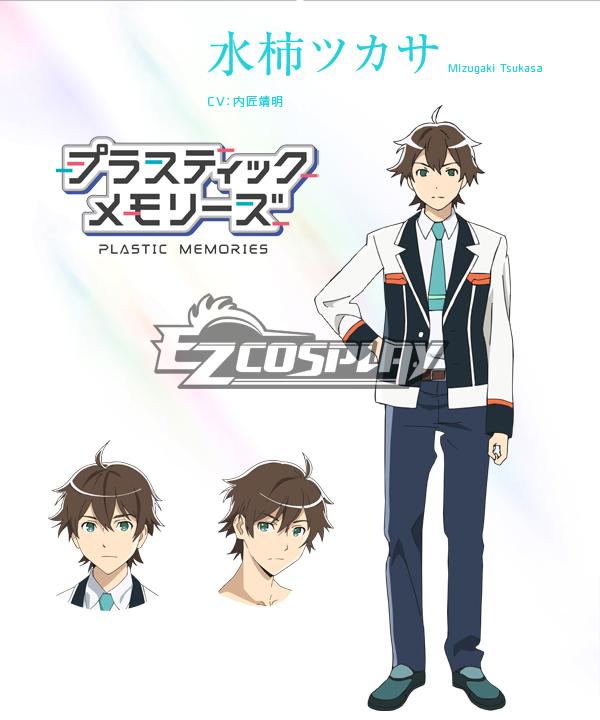 Costumi Fashion Ezcosplay Tsukasa costume cosplay Mizugaki Memorie di plastica