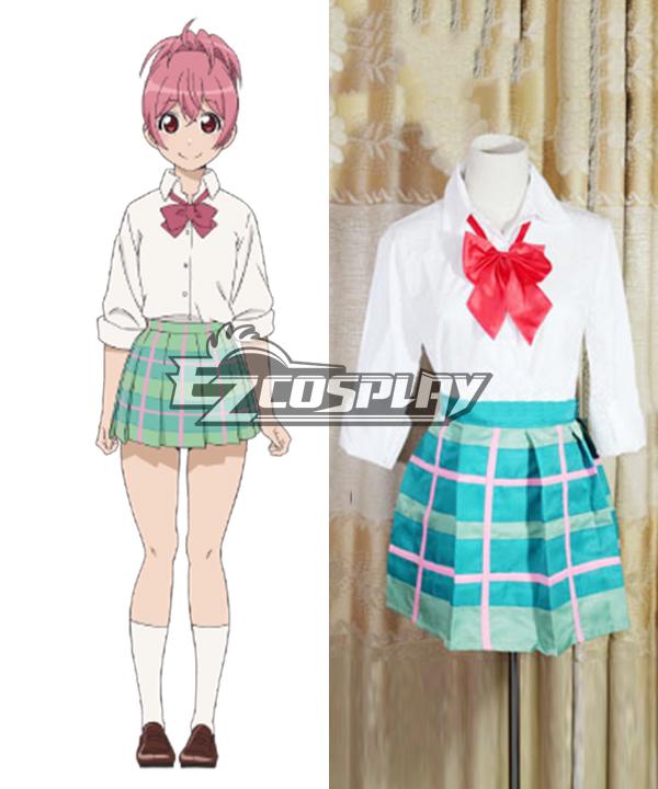 Costumi moda Ezcosplay Sabagebu! Momoka Sonokawa costume cosplay (solo pannello esterno)