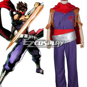 Costumes Fashion Ezcosplay Strider Hiryu costume cosplay