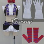 LoveLive! Ama vivi! Sonoda costume cosplay Umi