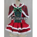 Love Live! UR Koizumi Hanayo costume cosplay di Natale