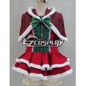 Costumes Fashion Ezcosplay Love Live! UR Koizumi Hanayo costume cosplay di Natale
