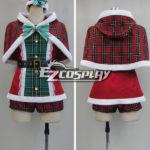 Love Live! UR Hoshizora Rin Cosplay Costume di Natale