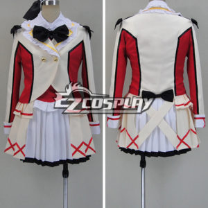 Costumes Fashion Ezcosplay Love Live! Ama vivi! Nishikino Maki Singer costume cosplay Prestazioni