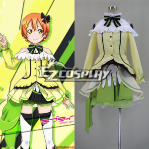 Costumes Fashion Ezcosplay Amore Live2 Kira Kira Sensation! Hoshizora costume cosplay Rin