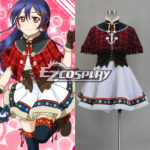 Love Live! SR Snowy Mountain Ver Umi costume cosplay Sonoda