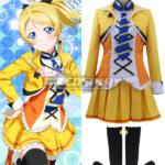 Love Live! SR Il costume cosplay scuola Idol film Eli Ayase Ellie