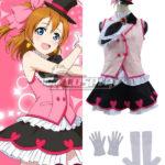 lovelive! R Un giorno costume cosplay Honoka Kousaka
