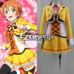 LoveLive! Love Live La Scuola Idol film Rin costume cosplay Hoshizora