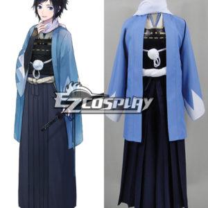 Costumi Moda Ezcosplay Touken Ranbu Yamato senza costume cosplay kami Yamatonokami Yasusada Battaglia