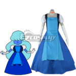 Steven universo Sapphire Laughy Sapphy costume cosplay Rubino