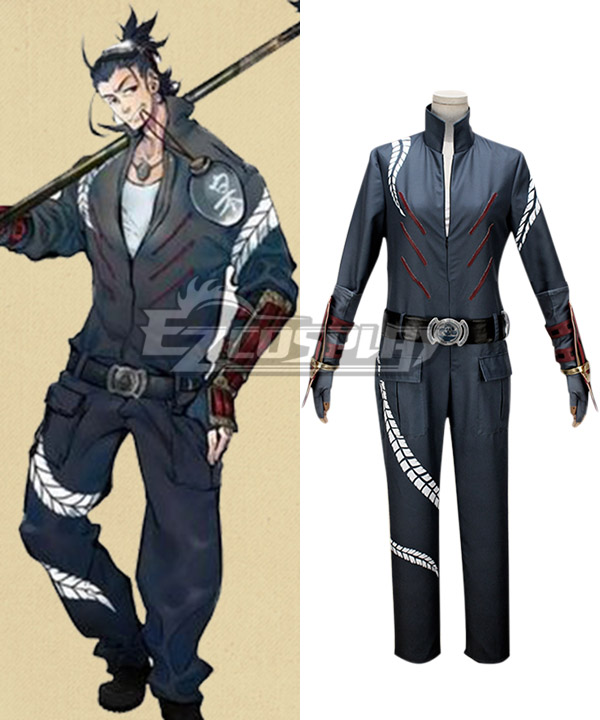 Costumi Moda Ezcosplay costume cosplay Touken Ranbu online Nihon Gou Shitsujinn Fuku Uniform
