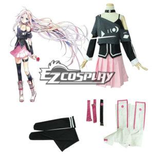 Costumi moda Ezcosplay Vocaloid 3 Biblioteca costume cosplay IA