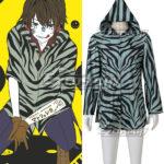 Vocaloid Matryoshka con cappuccio indossato da Zebra Cosplay