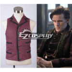 Doctor Who Undicesimo 11 Dr. Viola costume cosplay Vest