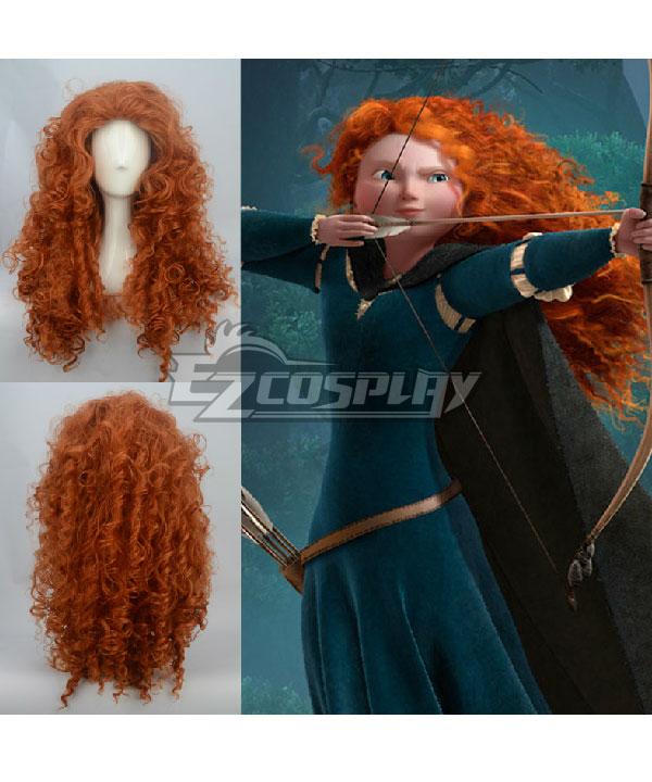 Costumi Fashion Ezcosplay Disney Princess Coraggioso Cosplay Merida