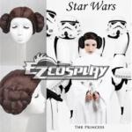 Star Wars Principessa Leia Organa Cosplay Solo
