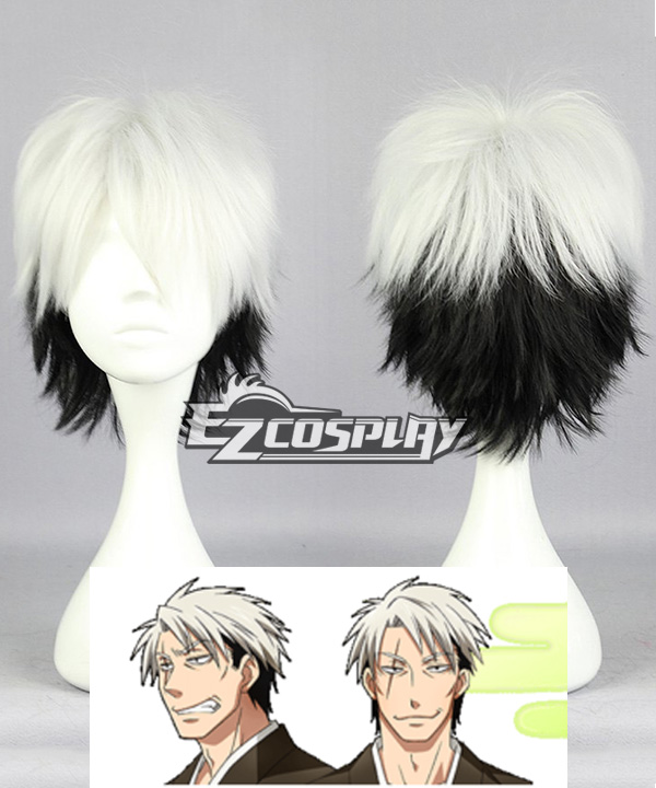 Costumes Fashion Ezcosplay Gugure! Parrucca Cosplay Shigaraki Kokkuri-san