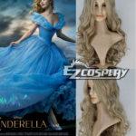 2015 i più nuovi film Ella Cenerentola Cosplay Principessa