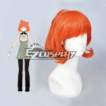RWBY Penny Polendina Atlas arancione parrucca di Cosplay dei capelli