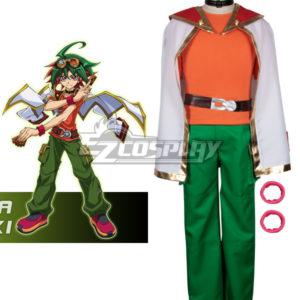 Costumi moda Ezcosplay Yu-Gi-Oh! Yuya costume cosplay Sakaki Yugioh ARC-V