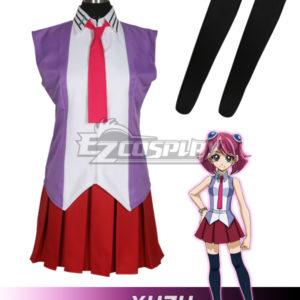 Costumi moda Ezcosplay Yu-Gi-Oh! Yuzu costume cosplay Hiragi Yugioh ARC-V