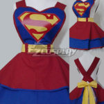 Cosplay DC Comic Super Hero Moda Customade Retro domestica Grembiule
